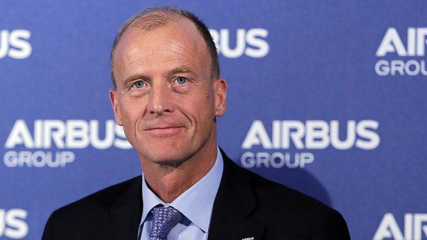 """Airbus-Chef Enders warnt britische Regierung vor """"hartem Brexit"""""""