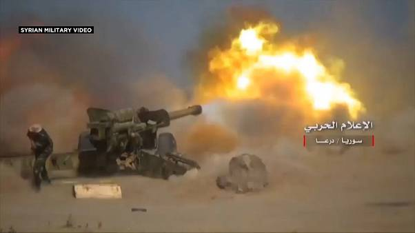 Syrian regime re-takes southern Deraa province from rebels