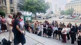 Belçika'da saldırıya uğrayan başörtülü kız: Kendime gelmem zaman alacak