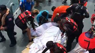 Τα¨ιλάνδη: Ανεβαίνει ο αριθμός των θυμάτων του ναυαγίου