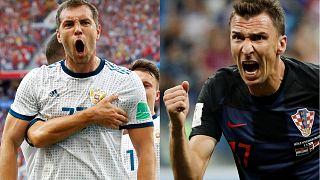 Μουντιάλ 2018: Ρωσία vs Κροατία με στόχο τα ημιτελικά