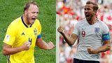 Suecia e Inglaterra sienten el peso de la historia
