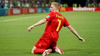 Brasil fora do Mundial, Bélgica passa com vitória por 2-1