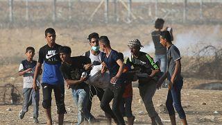 Filistin'de Büyük Dönüş Yürüyüşü'nde yine kan aktı