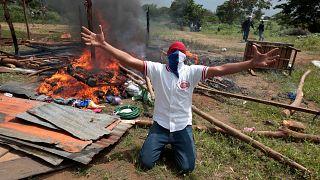 """Ortega convoca una """"contramarcha"""" este sábado en Managua"""