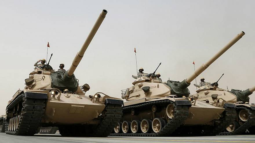 تقرير: السعودية أكبر مشتر للسلاح ودول غرب البلقان المستفيد الأكبر