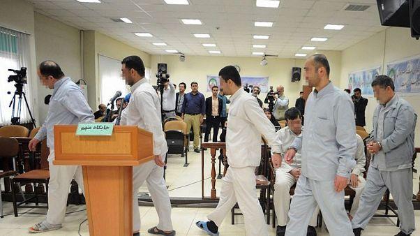 ایران هشت تن را به جرم همکاری با داعش اعدام کرد