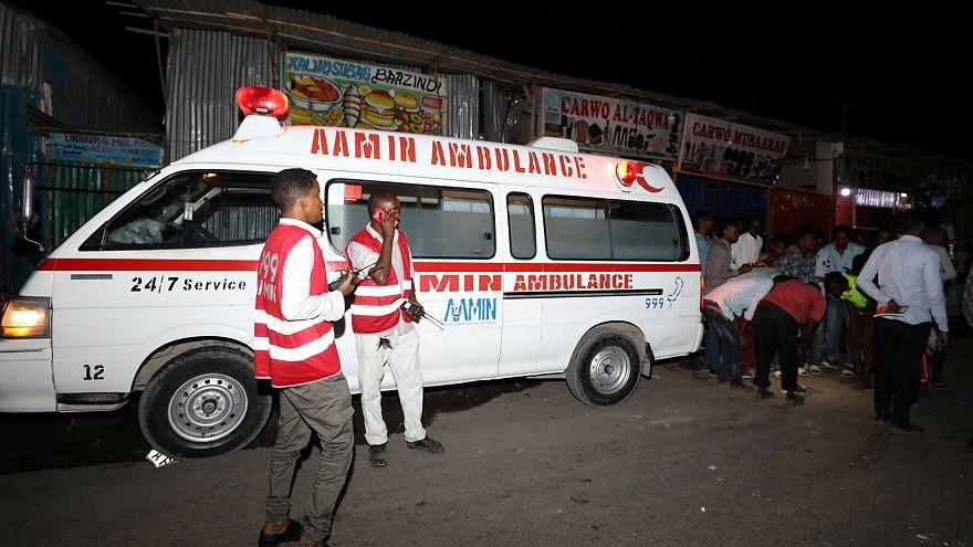 Σομαλία: Διπλή βομβιστική επίθεση στην πρωτεύουσα