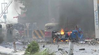 Somalia: Zwei Selbstmordattentate in Mogadischu