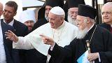 البابا فرنسيس: نخشى من محو الوجود المسيحي من الشرق الأوسط