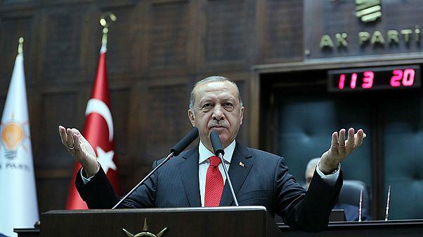 اردوغان: با حل مسائل اقتصادی، ترکیه را وارد عصر جدید میکنم