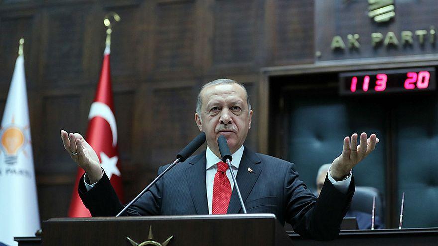 Erdoğan: Yeni Türkiye pazartesi günü başlıyor, 181 bin 500 kişinin pasaport sınırlaması kaldırılacak