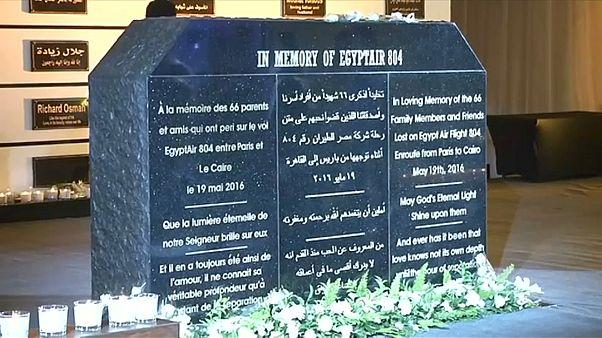 تقرير فرنسي: حريق في قمرة القيادة وراء تحطم طائرة مصر للطيران عام 2016