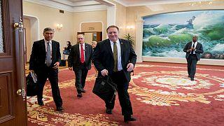 از سازنده توصیف شدن مذاکرات خلع سلاح اتمی پیونگ یانگ توسط پمپئو تا اظهار تاسف وزارت خارجه کره شمالی