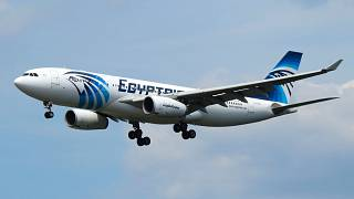 66 people died in the May 2016 EgyptAir crash.