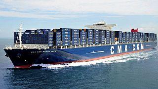 سومین کشتیرانی بزرگ جهان دیگر با ایران کار نمیکند