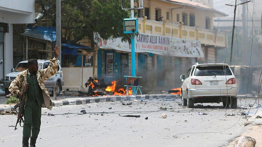 Halálos merényletek a szomáliai fővárosban