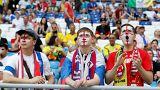 Kroatien nach Elfmeterschießen gegen Russland im WM-Halbfinale