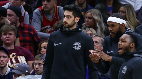 Furkan Korkmaz NBA
