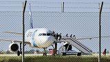 Mısır Havayolları'na ait uçak terör değil yangın sebebiyle düşmüş