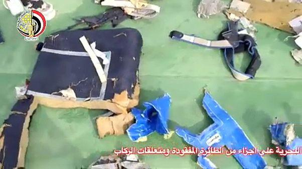 Γαλλία: Από φωτιά στο πιλοτήριο συνετρίβη το Airbus της EgyptAir