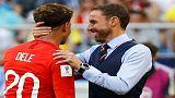 صعود انگلستان به نیمه نهایی؛ سوئد حذف شد