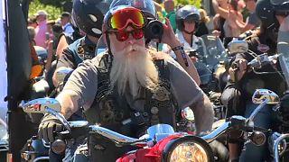 Harley-Davidson ruge en Praga