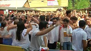 Μουντιάλ 2018: «Επιστρέφει σπίτι» τραγουδούν οι Άγγλοι