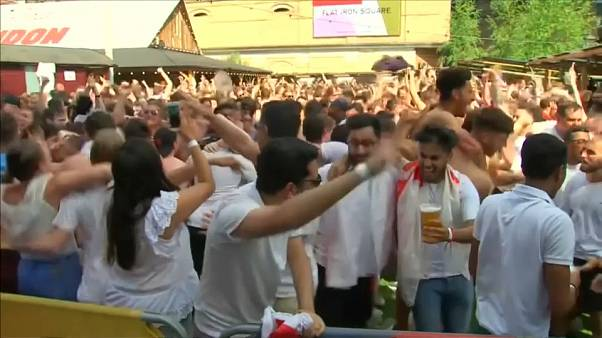 Mundial2018: Adeptos ingleses querem renovar título de 1966