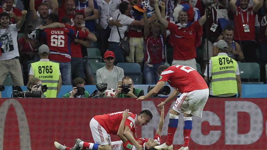 Croacia derrota a Rusia en los penaltis y pasa a las semifinales del Mundial