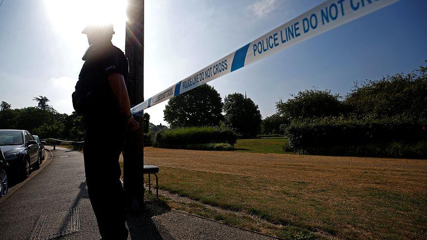Gran Bretaña: examen médico de un oficial de policía por posible exposición al agente nervioso Novitchok