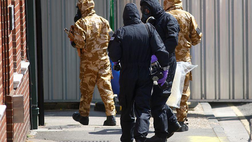 Novitchok : la Britannique contaminée est décédée