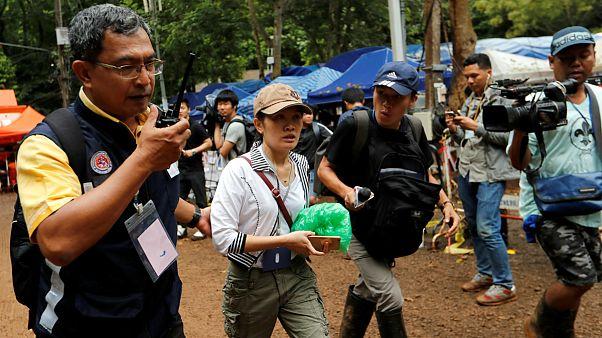 تایلند؛ آغاز زودهنگام علمیات نجات نوجوانان گرفتار در غار