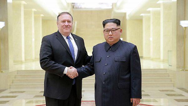 ABD Dışişleri Bakanı Pompeo: Kuzey Kore nükleer tahhütlerine uyacak, sorun yok