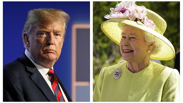 آنچه ترامپ در دیدار با ملکه بریتانیا نباید انجام دهد