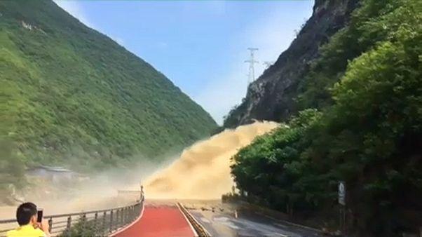Ítéletidő Kínában