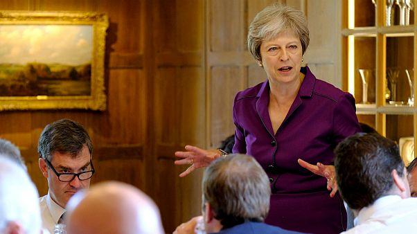 ترزا می: جابجایی آزادانه شهروندان اتحادیه اروپا به بریتانیا تمام خواهد شد