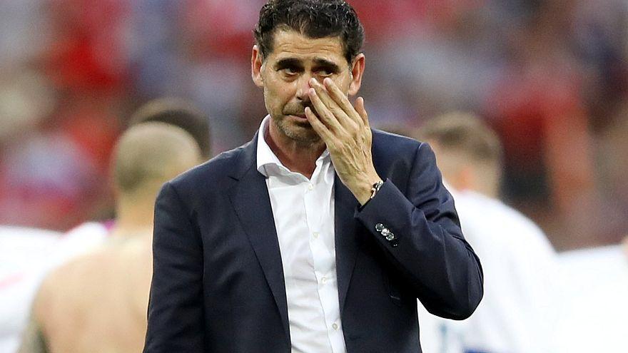 فيرناندو هييرو يُغادر سفينة المنتخب الاسباني