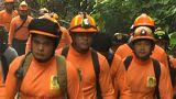 Quatro jovens já foram libertados da gruta na Tailândia