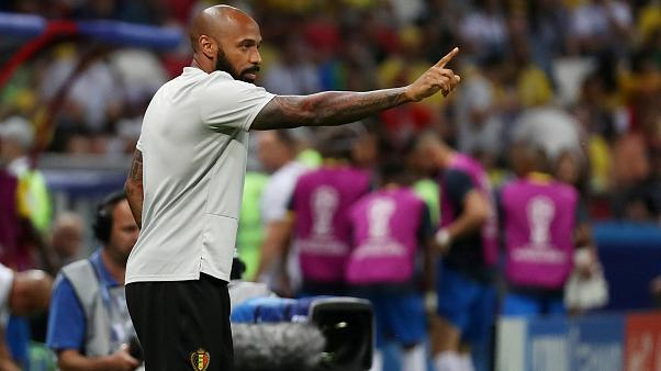 Francia-Belgio una partita speciale per Thierry Henry