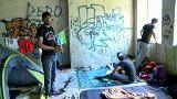 Migranten berichten von Polizeigewalt an kroatischer Grenze