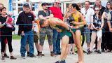 مسابقات قهرمانی «همسربری» در فنلاند