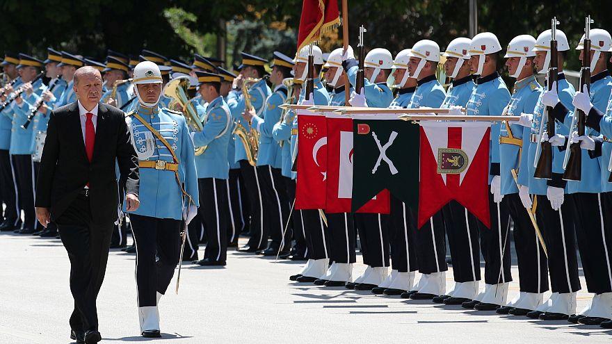 Türkiye Cumhurbaşkanı Erdoğan'ın yemin töreniyle yeni hükümet sistemine geçiyor