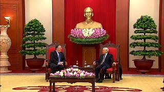Pompeo invita a Corea del Norte a seguir el ejemplo de Vietnam