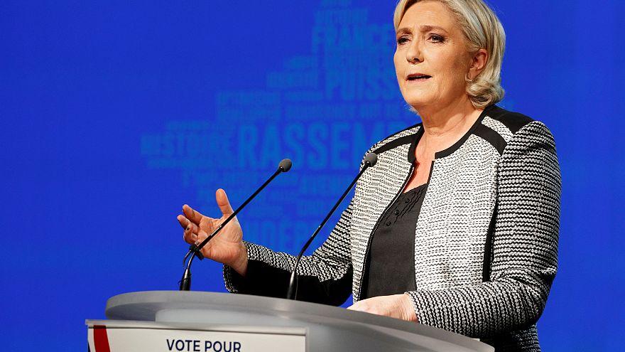 Rassemblement national : saisie de deux millions d'euros par la justice française