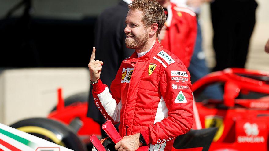 Sebastian Vettel égale Alain Prost