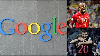 Dünya Kupası'nda finale çıkan Hırvatistan Google'ı da yendi