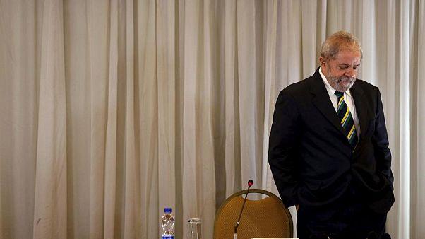 یک دادگاه تجدید نظر در برزیل به آزادی داسیلوا، رییس جمهور پیشین این کشور رای داد