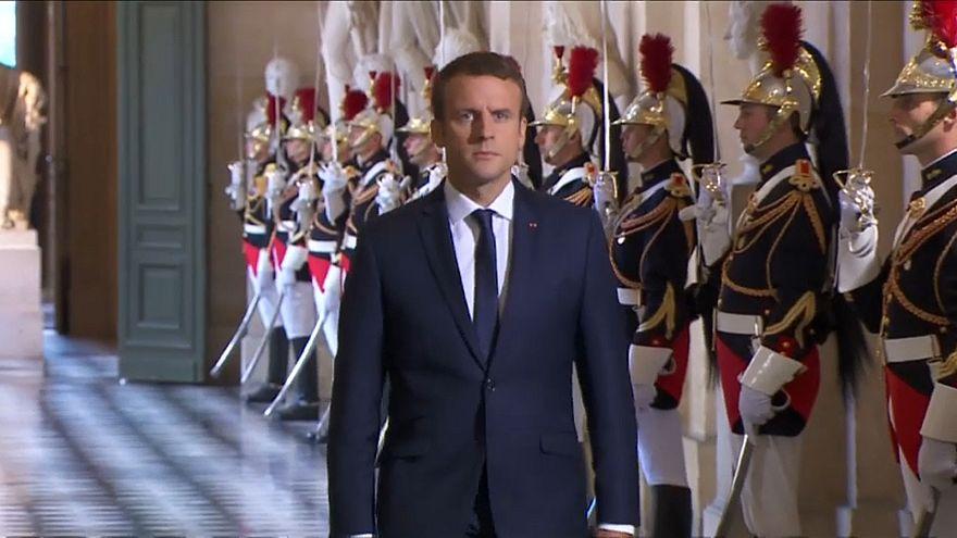 Macron réunit le Congrès à Versailles