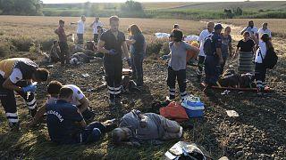 Turchia: treno deraglia nel nord del Paese, almeno 10 morti